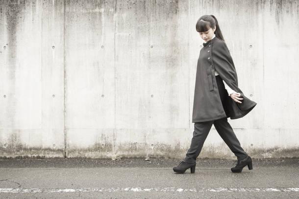 みねこ美根 photo by Aya Hatakenaka