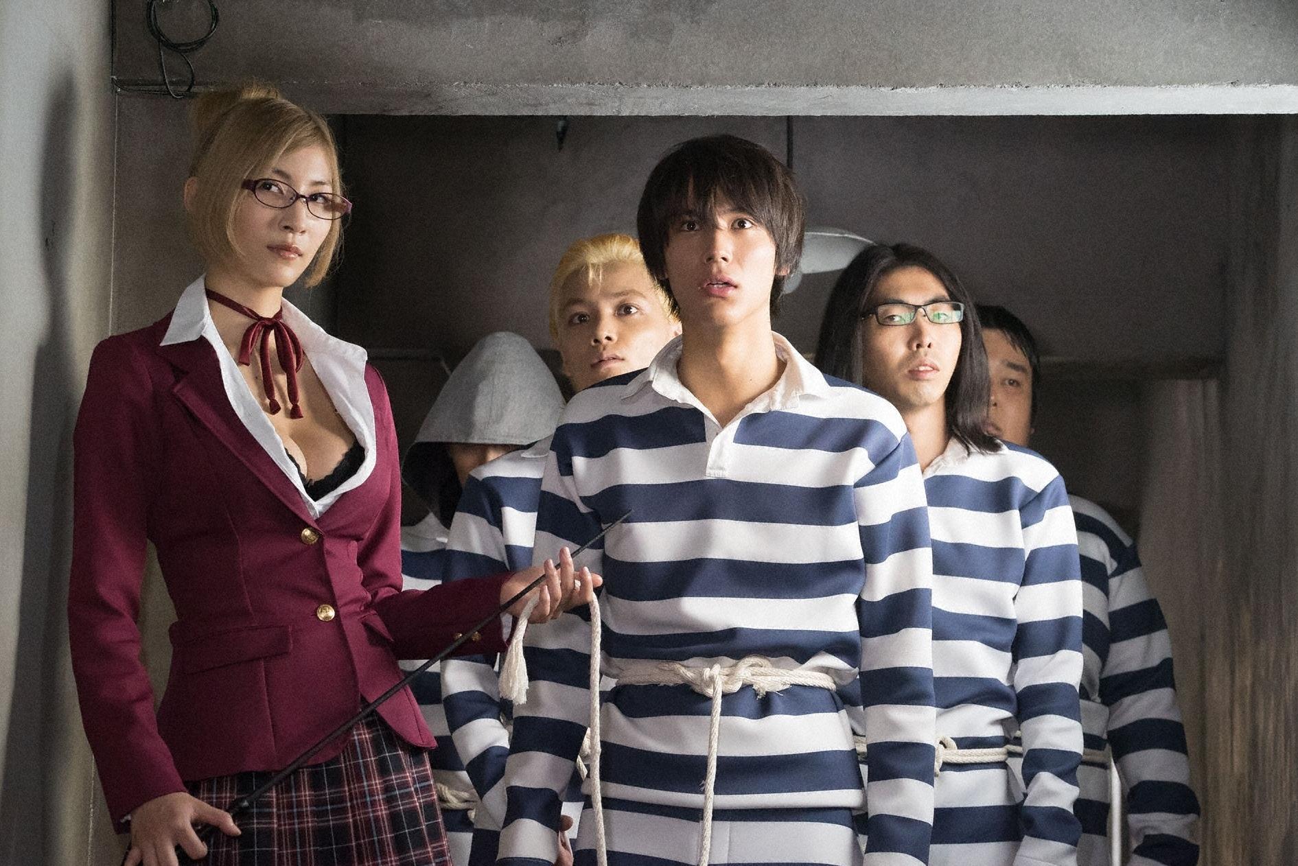 ドラマ「監獄学園」、実写化不能の過激シーンに挑んだ第1話 ...