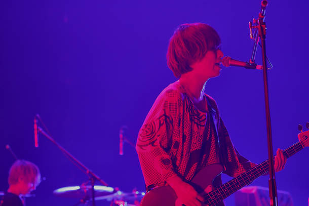 1月22日@東京・TOKYO DOME CITY HALL(KEYTALK)