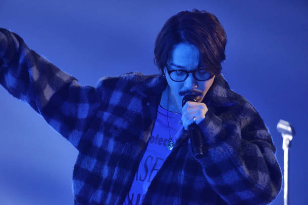 1月22日@東京・TOKYO DOME CITY HALL(Nulbarich)
