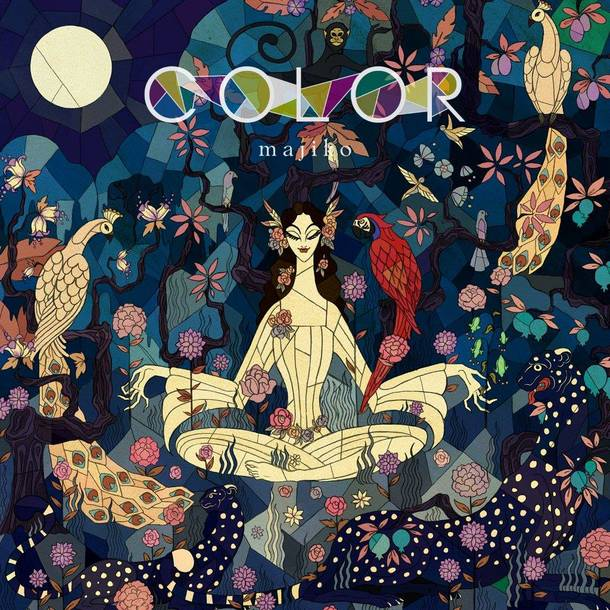 EP『COLOR』【通常盤】(CD)