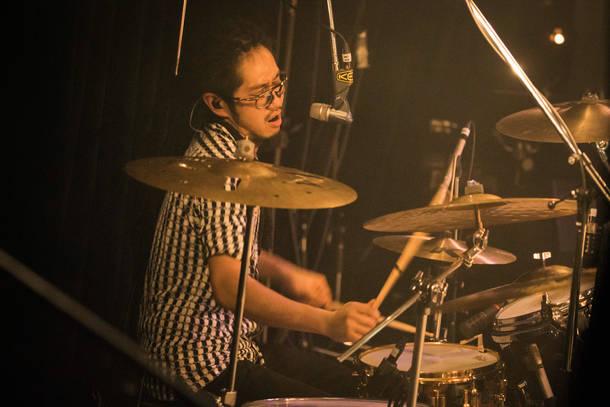 1月18日@渋谷WWW X(Ryu Matsuyama)
