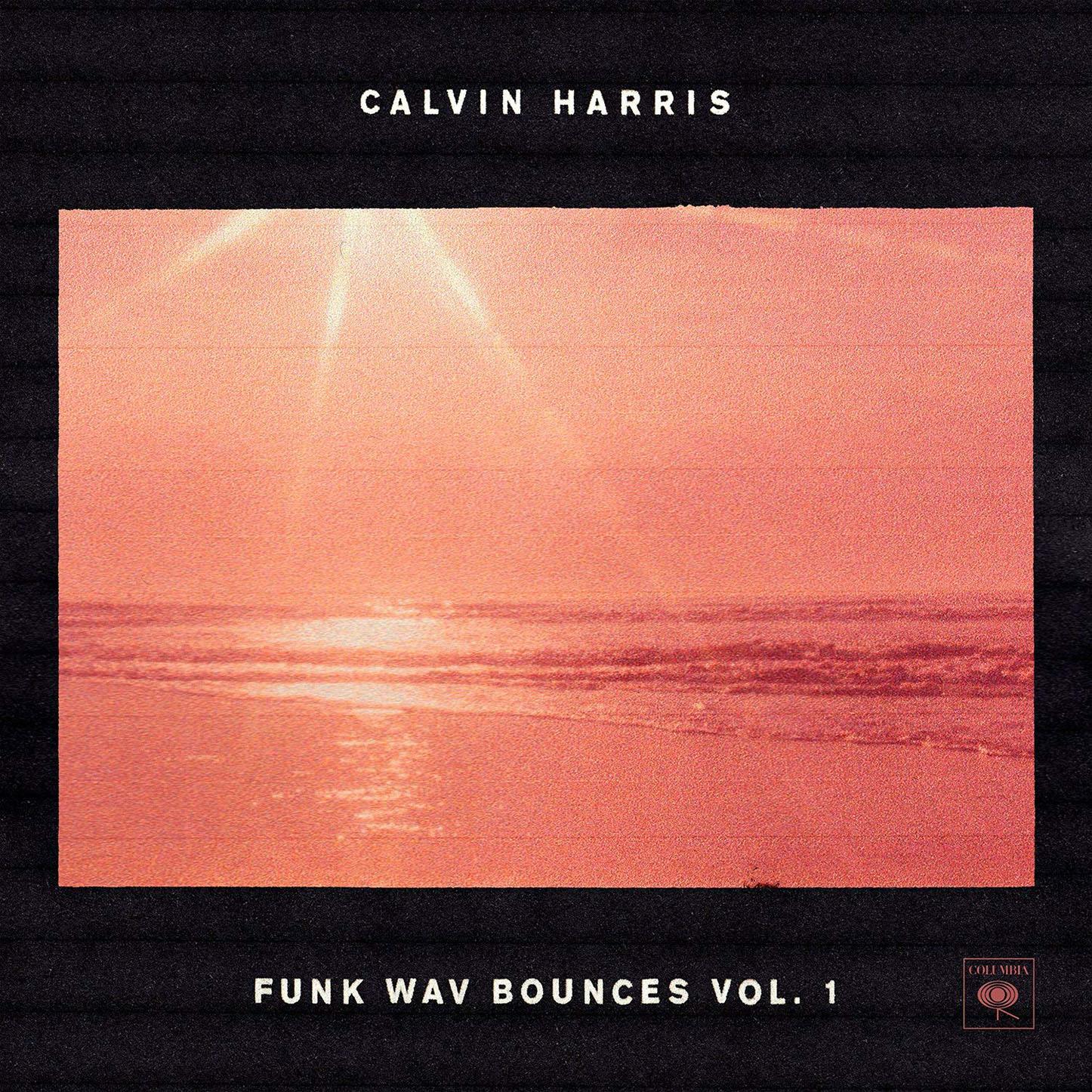 「Slide」収録アルバム『FUNK WAV BOUNCES 1』/Calvin Harris ft. Frank Ocean, Migos