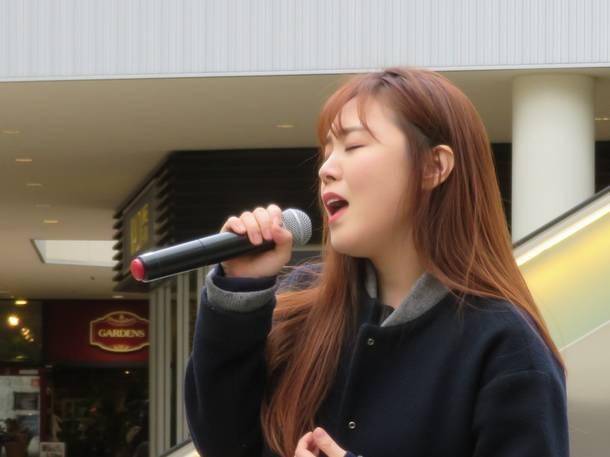 『Municon Vol. 2』ミニライブ(Lee Yejoon)