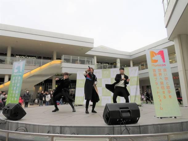 『Municon Vol. 2』ミニライブ(READER×Ju Daegeon)