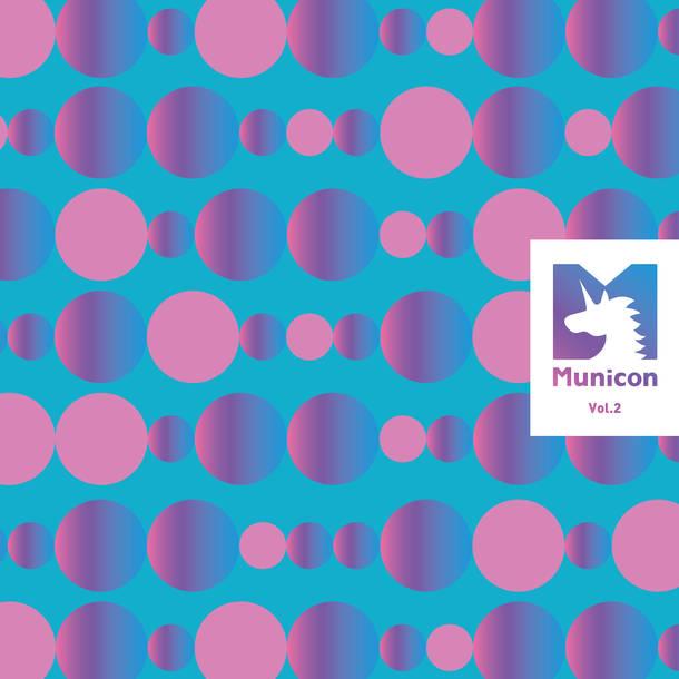 アルバム『Municon Vol.2』
