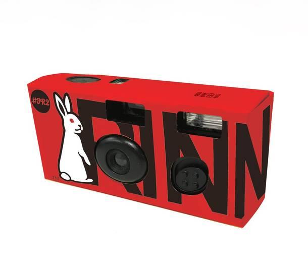 シングル「#film」生産限定#FR2コラボカメラ