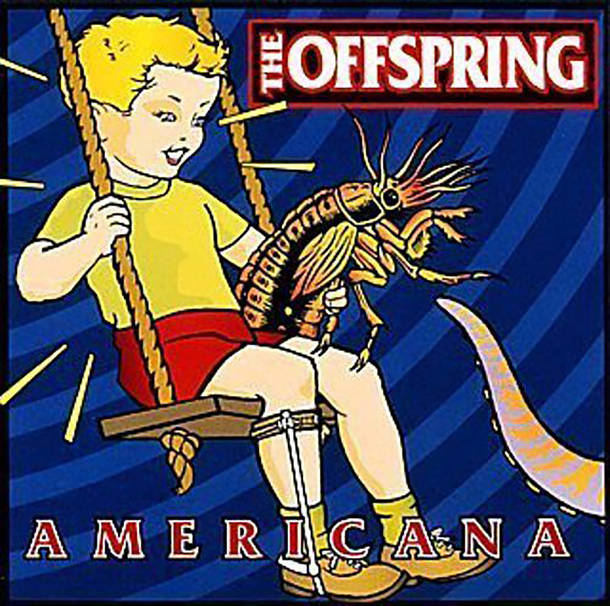 「Pretty Fly」収録アルバム『Americana』/THE OFFSPRING