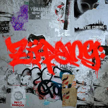 シングル「ZIPANG」/HYDE feat. YOSHIKI