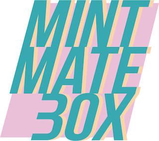MINT mate box ロゴ