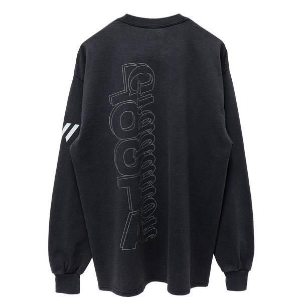 Brendan FowlerデザインによるロングTシャツ(BACK)