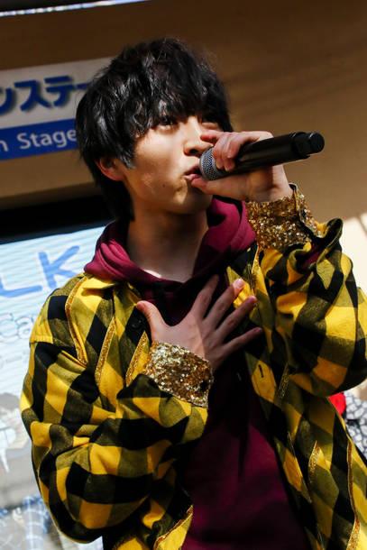 2月10日@東京ドームシティ・ラクーアガーデンステージ photo by 小坂茂雄