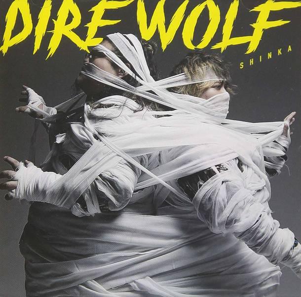 「SHINKA」収録アルバム『SHINKA』/Dire Wolf