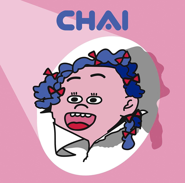 「GREAT JOB」収録アルバム『PUNK』/CHAI