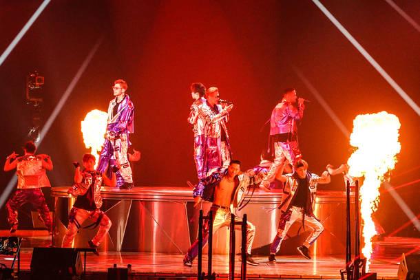 2月11日@大阪・京セラドーム