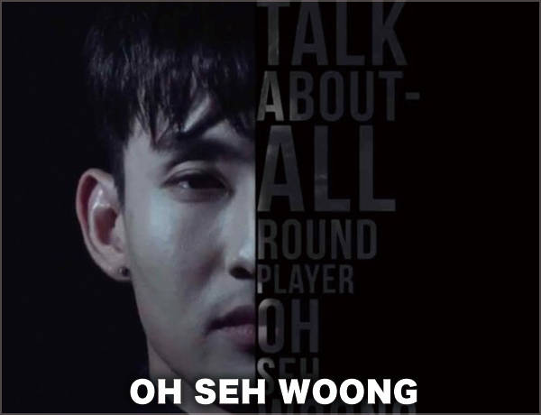 OH  SEH  WOONG(ソロ)