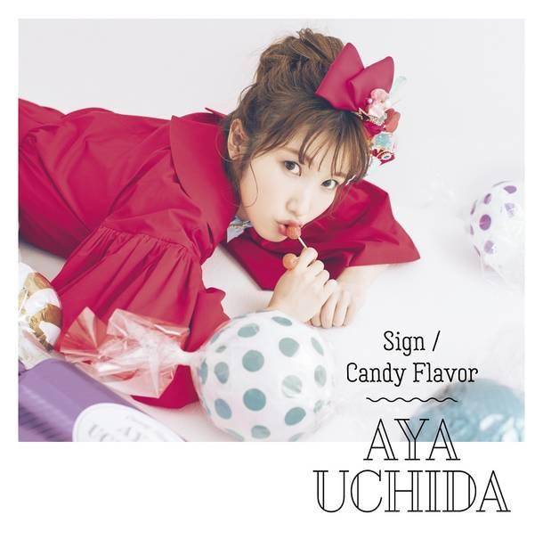 シングル「Sign/Candy Flavor」 【初回限定盤B】(CD+DVD)