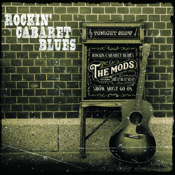 ミニアルバム『ROCKIN' CABARET BLUES』