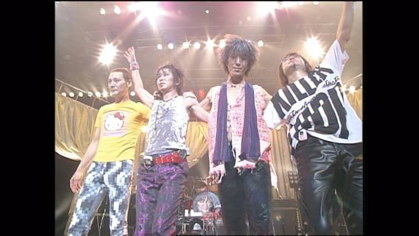 忌野清志郎Little Screaming Revue『TOUR 1998 TRAVELIN'CAFÉ』
