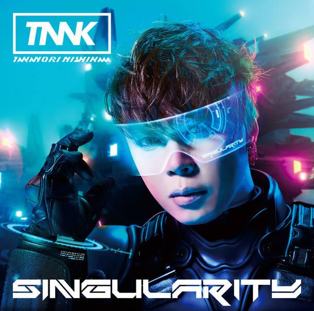 アルバム『SINGularity』【通常盤】(CD)