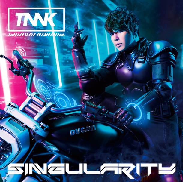 アルバム『SINGularity』【初回生産限定盤】(CD+DVD)
