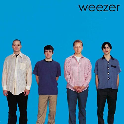 『Weezer (The Blue Album)』('94)/Weezer