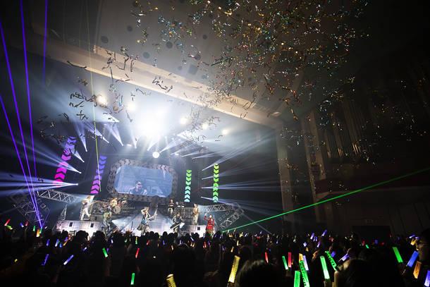 2月13日@NHKホール