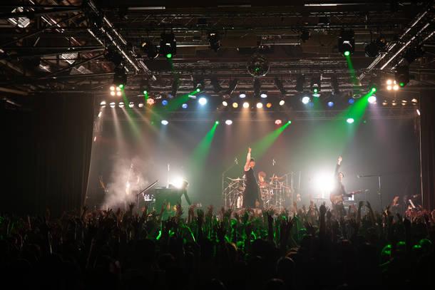 2月15日@台湾・Legacy Taipei