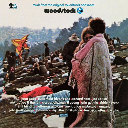 『Woodstock: Music from the Original Soundtrack and More』('70)/V.A.