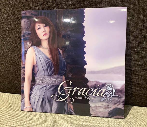 【WIZY限定・数量限定】アルバム『Gracia』【LP盤】