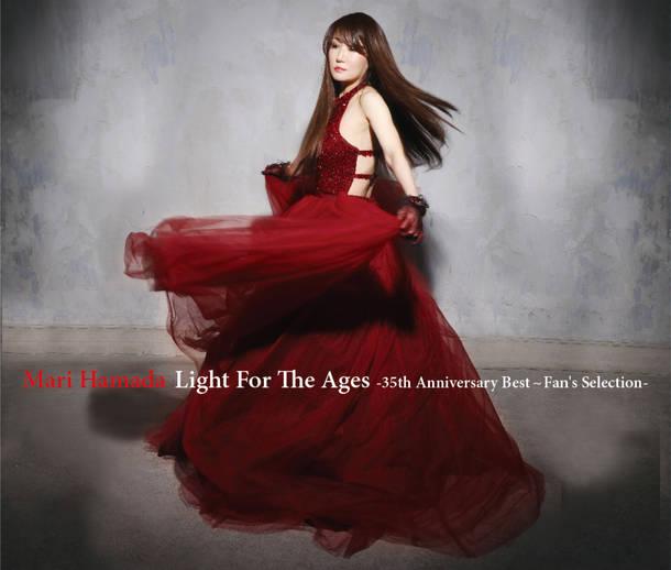 アルバム『Light For The Ages - 35th Anniversary Best ~Fan's Selection -』【初回盤】(3CD+PHOTO BOOK)