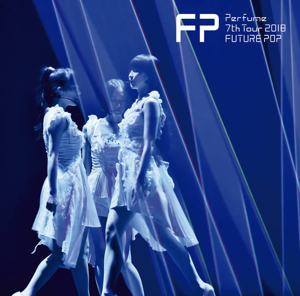 DVD『Perfume 7th Tour 2018 「FUTURE POP」』【通常盤】(DVD)