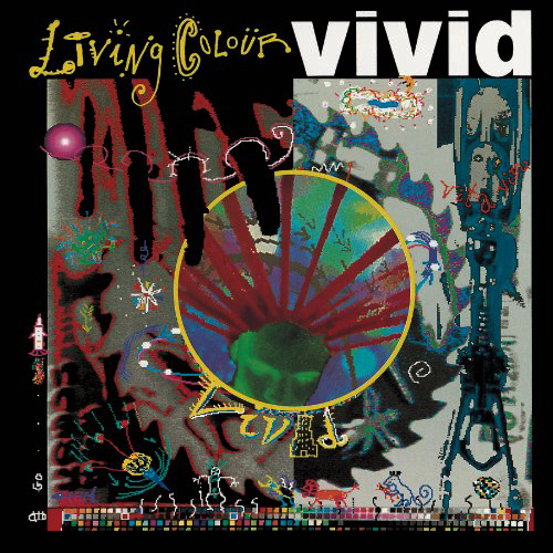 『Vivid』('88)/Living Colour