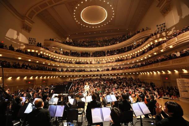 2017年1月開催の『YOSHIKI CLASSICAL SPECIAL feat.Tokyo Philharmonic Orchestra』より