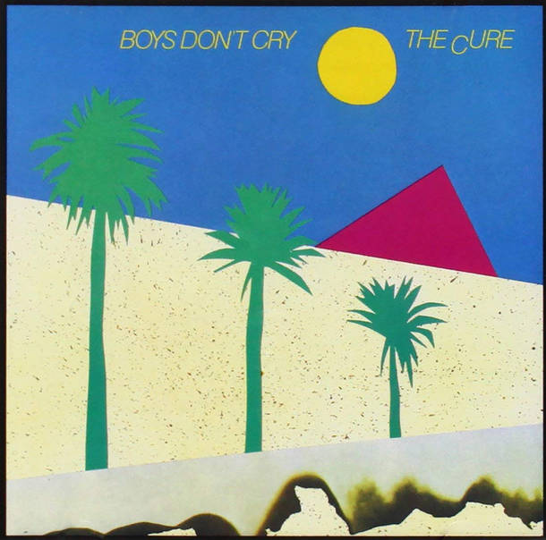 「Boys Don't Cry」収録アルバム『Boys Don't Cry』/The Cure