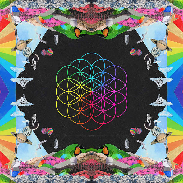 「Everglow」収録アルバム『A Head Full of Dreams』/Coldplay