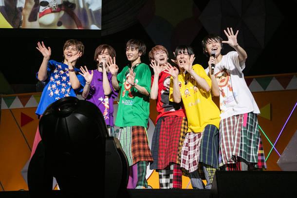 3月4日@『めざましライブ~日本お元気キャラバン in 国技館』 photo by 米山三郎