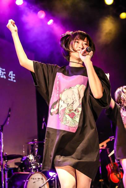 3月2日@渋谷WWW X photo by 菊島明梨