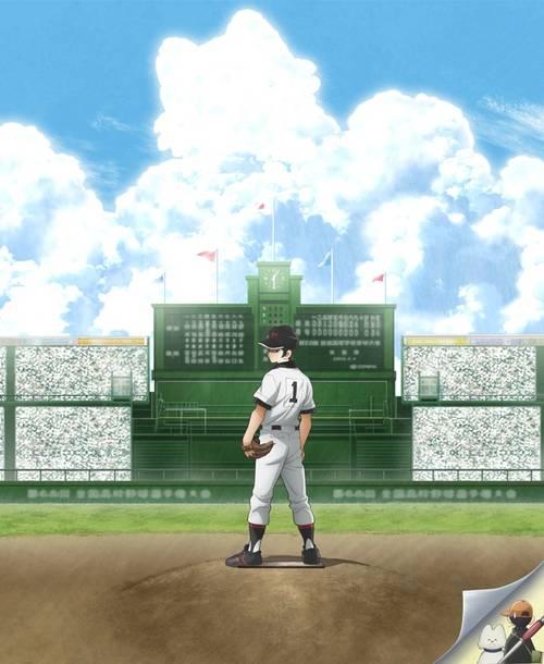 TVアニメ『MIX』キービジュアル (C)あだち充・小学館/読売テレビ・ShoPro