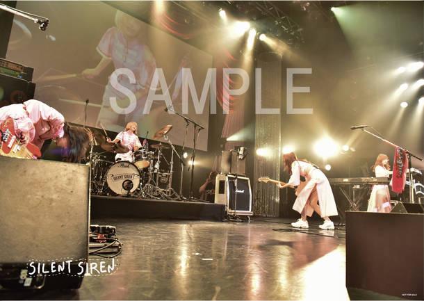 アルバム『31313』チェーン別購入者特典オリジナル絵柄ライブフォトポスター(HMV)