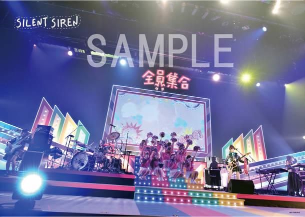 アルバム『31313』チェーン別購入者特典オリジナル絵柄ライブフォトポスター(TSUTAYA)