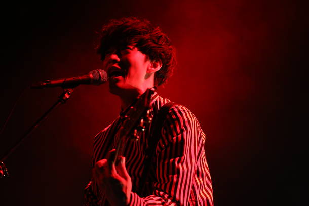 3月8日(金)@東京・渋谷WWW(大石昌良) Photo by 大庭 元