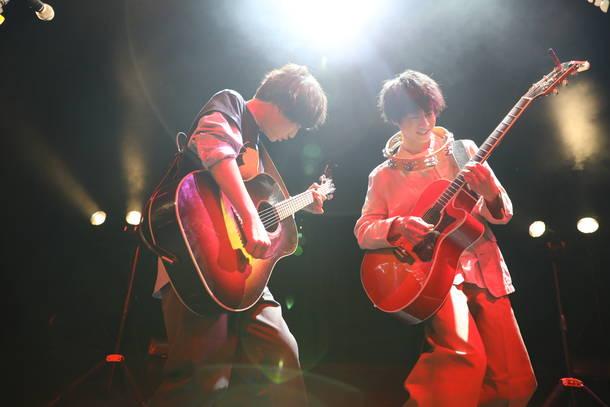 3月8日(金)@東京・渋谷WWW(さくらしめじ) Photo by 大庭 元