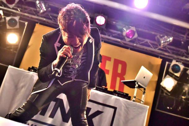 3月9日@タワーレコード渋谷店 photo by 小川舞