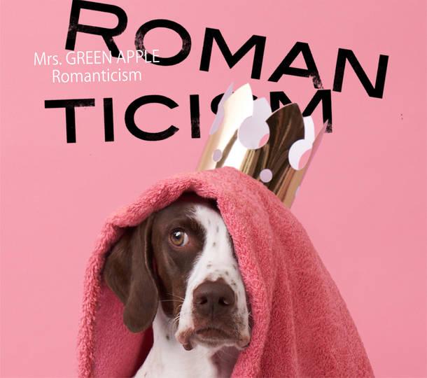 シングル「ロマンチシズム」【初回限定盤】(CD+DVD)