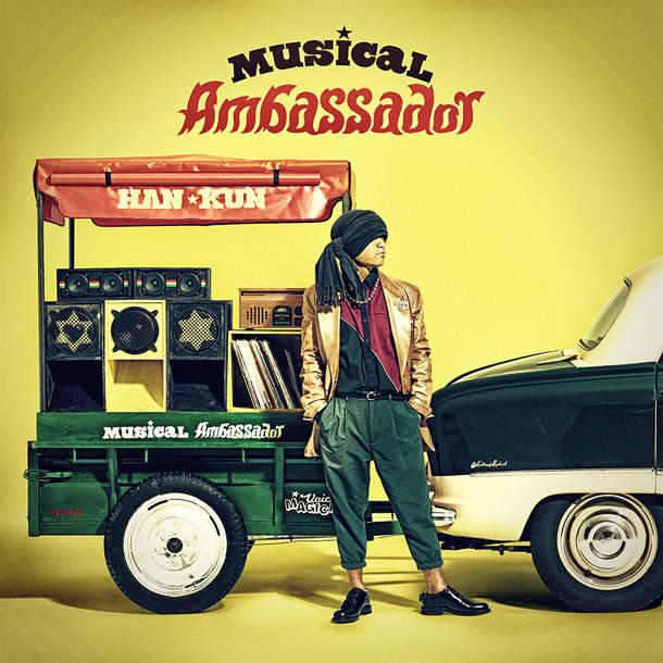 アルバム『Musical Ambassador』【通常盤】(CD)