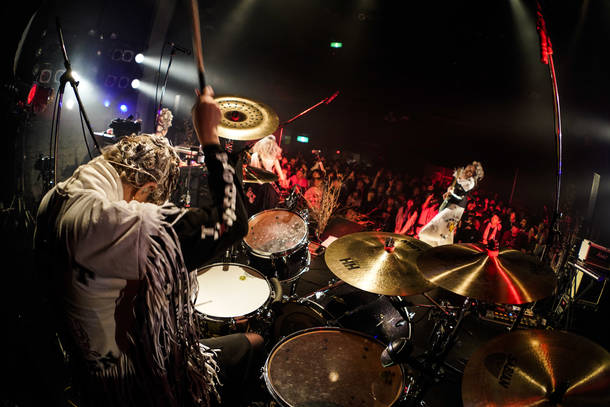 3月15日(金)@東京・TSUTAYA O-WEST photot by 上飯坂一