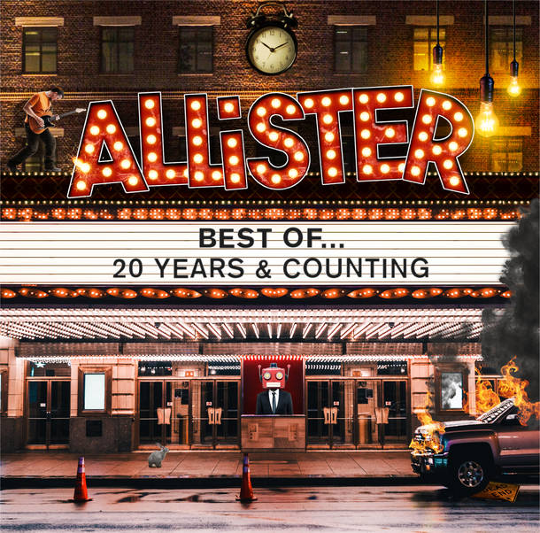 アルバム『EST OF… 20 YEARS & COUNTING』