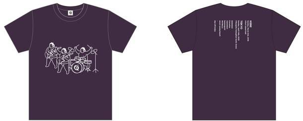 『Q』オフィシャルグッズ どすこいQ(Tシャツ)