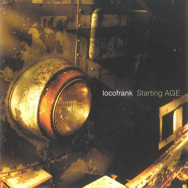「START」収録アルバム『Starting AGE』/locofrank